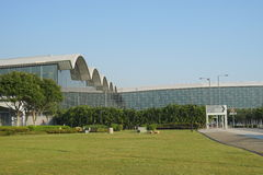 Hong Kong International Airport Immagini Stock