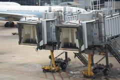 Hong Kong International Airport Stockfotos