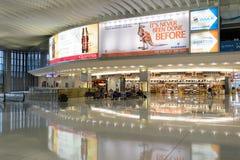 Hong Kong International Airport Immagini Stock Libere da Diritti