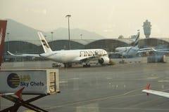 Hong Kong International Airport foto de archivo