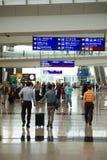 Hong Kong International Airport-binnenland royalty-vrije stock afbeeldingen