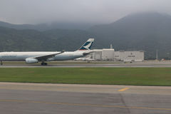 Hong Kong International Airport, Chek Lap Kok Airport Royalty Free Stock Images
