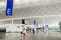 Hong Kong International airport Royalty Free Stock Photography