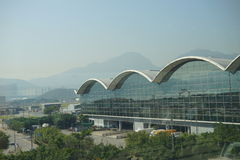 Hong Kong International Airport Stock Images