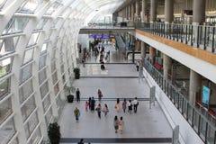 Hong Kong International Airport (HKIA) Royalty Free Stock Photos