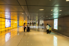 Hong Kong International Airport Royalty Free Stock Photo