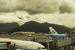 Hong Kong International Airport Royalty Free Stock Image