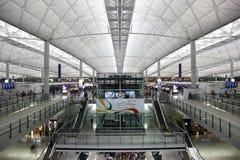 Hong Kong International Airport Terminal 1 Royalty Free Stock Photography