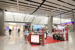 Hong Kong International airport Stock Image