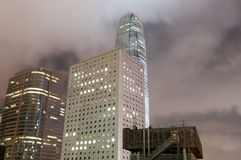 Hong Kong International Finance Center 2 Stock Photography