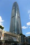 Hong Kong International Finance Centre Imagen de archivo libre de regalías