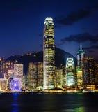 Hong Kong International Finance Centre Foto de archivo libre de regalías