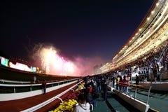 Hong Kong International Races Day 2011 Royalty Free Stock Photo