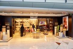 Hong Kong internationell flygplats Royaltyfri Fotografi