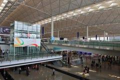 Hong Kong Intl Airport Stock Images