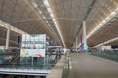 Hong Kong Intl Airport Royalty Free Stock Photography