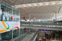 Hong Kong Intl Airport Royalty Free Stock Photos
