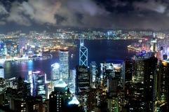 Hong Kong island Stock Photos