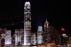 Hong Kong island Royalty Free Stock Photography