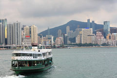 Hong Kong island Stock Images