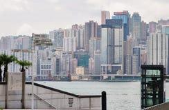Hong Kong Island. Stock Image