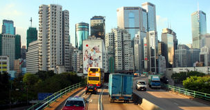 Hong Kong Island, China Stock Photo