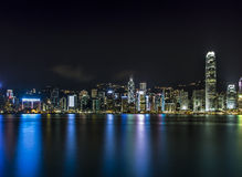Hong Kong island 2014 Royalty Free Stock Images