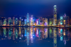 Hong Kong Island Royalty Free Stock Photo