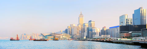 Hong Kong island Royalty Free Stock Image