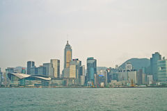 Hong Kong Island Place Fotos de Stock Royalty Free