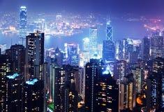 Hong Kong island Stock Photography