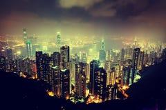 Hong Kong island Stock Images
