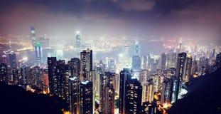 Hong Kong island Royalty Free Stock Photos