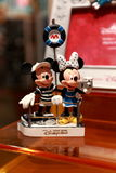 Hong Kong: Juguetes de Minnie y de Mickey Mouse Imagen de archivo