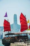 Hong Kong - 27. Juli 2014 Lizenzfreie Stockbilder