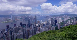 Hong Kong 4K stock videobeelden