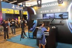 Hong Kong komputer & komunikacja festiwal 2013 Fotografia Stock