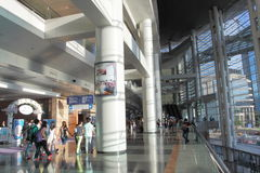 Hong Kong konwencja & Powystawowy Centre zdjęcie stock