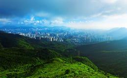 Hong Kong Kowloon Imágenes de archivo libres de regalías