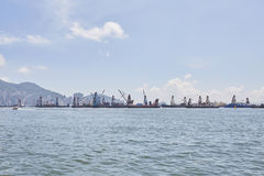 hong kong krajobraz Obraz Royalty Free