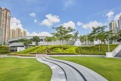 hong kong krajobraz Zdjęcia Stock
