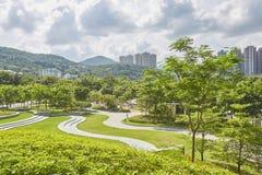 hong kong krajobraz Zdjęcie Royalty Free