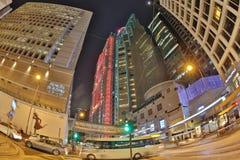 2016 in Hong Kong, la Cina Fotografia Stock Libera da Diritti