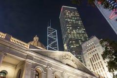 Hong Kong lagstiftande råd Fotografering för Bildbyråer