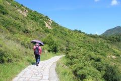 Hong Kong Lamma Island landscape view Royalty Free Stock Images