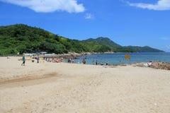 Hong Kong Lamma Island landscape view Stock Photos