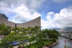 Hong kong landmark Stock Photos