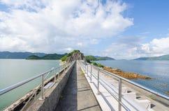 Hong Kong landscapes. Hong Kong landscape with sunny day Royalty Free Stock Images