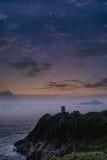 Hong Kong-Leuchtturm Lizenzfreies Stockfoto