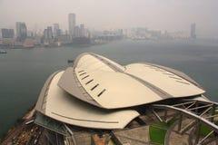 Hong Kong Linia horyzontu Obraz Stock
